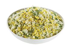 Sabzi Polo Basmati Rice with Fresh Mixed Herbs from #YummyMarket