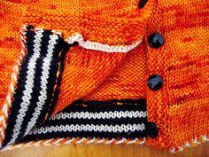 Oranje fair isle cardigan : Knitty Winter 2011 Free Knitting, Knitting Patterns, Icelandic Sweaters, Last Stitch, Knitting Magazine, Circular Needles, Stockinette, Drops Design, Needles Sizes