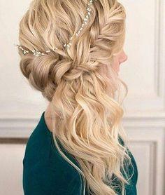 partial-crown | Easy DIY Half Up Half Down Hairstyles