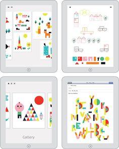 Aplicaciones IPad pad niños
