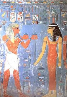 Egypt: The Tomb of Horemheb, Valley of the Kings Ancient Egyptian Art, Ancient Ruins, Ancient History, Art History, Ancient Civilizations, Egyptians, Life In Egypt, The Bible Movie, Valley Of The Kings