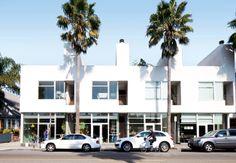 GQ Magazine - Abbot Kinney Boulevard in Venice California, The Coolest Block in America