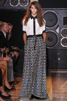 Fausto Puglisi  Spring 2014 Ready-to-Wear Collection