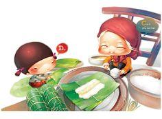 Nguyen Thanh Nhan illustration