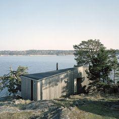 CLAESSON KOIVISTO RUNE: Kråkmora Holmar vacation house - Thisispaper Magazine