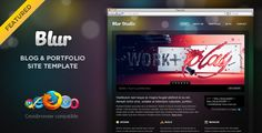 See More Blur - Portfolio and Blog Templateonline after you search a lot for where to buy