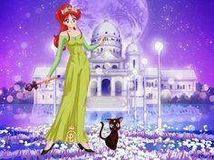 Sailor earht princess