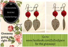 Giveaway at www.facebook.com/ZoZosSpace!  Like the page Like the giveaway Share the giveaway