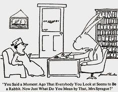 James Thurber Cartoons | ... Every new Thurber discovery was like a little miracle of perfection