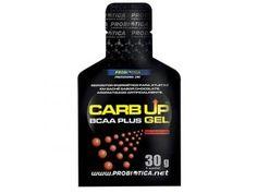 Repositor Energético Carb Up Gel com BCAA - Morango Silvestre 30g Probiótica