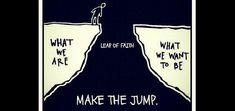Stap uit je comfort zone!
