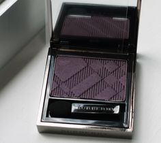 Burberry eyeshadow #19 Midnight Plum Beauty Bar, Beauty Makeup, Hair Beauty, Beauty Junkie, Makeup Junkie, Burberry Makeup, Confessions, Plum, Swatch