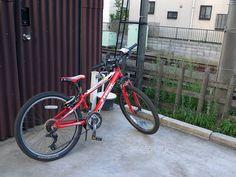 Thursday Morning : Haruno Ogawa Park, Yoyogi Hachiman by hidelafoglia, via Flickr