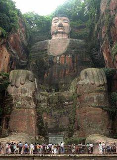 Leshian Giant Buddha