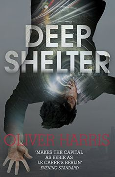 Deep Shelter: Nick Belsey -  London is steaming under a summer of filthy heat and sudden storms - and trouble is looking for DC Nick Belsey again.  He's taken a date down to an abandoned bomb shelter, but instead of getting the girl he gets a riddle: one minute she's there, next she's gone - dragged deep into a laybrinth of hidden tunnels beneath London's streets.  Belsey's a good detective with a bad reputation. As the prime suspect, he has to find her himself, whatever it takes.