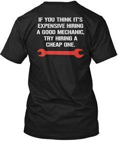 Limited Edition - Good Mechanic Shirt