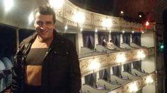 En el teatro cervantes
