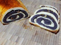 Mákos bejgli Schar mix B liszttel Chef Blog, Paleo, Bread, Food, Healthy Food Recipes, Health, Eten, Beach Wrap, Bakeries