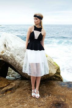 Elliatt Showcase dress