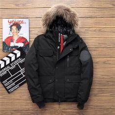 Moncler(モンクレール)×Rolling Stones(ローリングストーンズ) コラボダウンジャケット Director, Canada Goose Jackets, Winter Jackets, Fashion, Winter Coats, Moda, Winter Vest Outfits, Fasion, Trendy Fashion