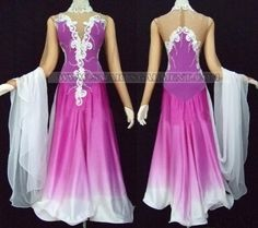 custom ballroom dance gowns
