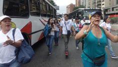 Sumarium - Los pobres también marchan contra Maduro