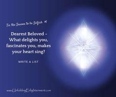 Advent of Unfoldingenlightenment