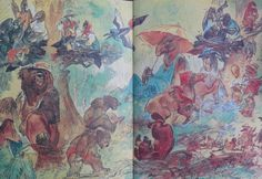 Soviet vintage childrens book Tales Of The Forest by Nikonov. Vintage russian book. Animal illustrations. Soviet literature. USSR 1980s
