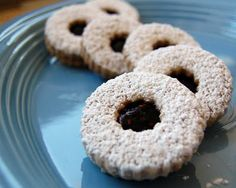 Bake This. Eat That. Then Move!: Gluten-free Linzer Cookies - The BEST!
