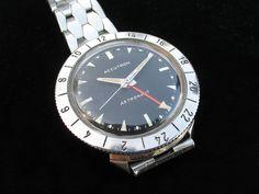 Bulova Accutron Astronaut Gmt Limited Edition - Free ...
