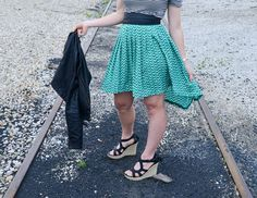 i just made the cutest high-low dress with this diy...deff worth looking at