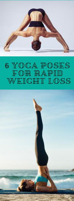6 Yoga Poses for Rapid Weight Loss