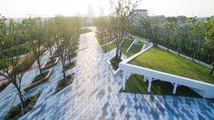 苏南万科138度公园大道景观及室内设计 / D+H景观设计 & 物唯设计 - 谷德设计网