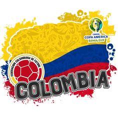 World Football, Show, Fifa, America, Beautiful, America's Cup, Soccer, Brazil, Colombia