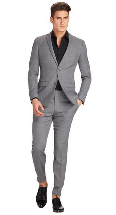 Pak grijs Brolin- Men's formal wear.