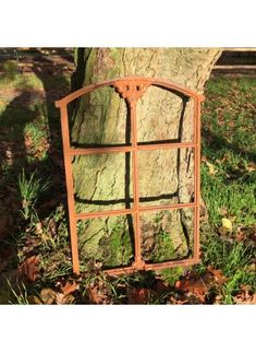 Fenster Bogen Stallfenster Scheunenfenster Eisen Guss NEU Mauer Ruine zum kippen