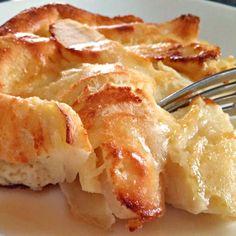 Apple Pancake Recipe, German Apple Pancake, German Pancakes Recipe, German Potato Pancakes, Dutch Apple, Homemade Pancakes, Brunch Recipes, Baby Food Recipes, Cooking Recipes