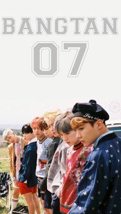 BTS / OT7 / Lockscreen
