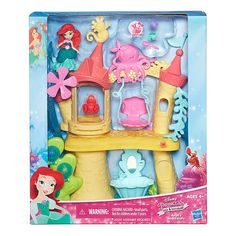 "Disney Princess Little Kingdom Ariel's Sea Castle - Hasbro - Toys ""R"" Us"