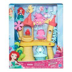 "Disney Princess Little Kingdom Ariel's Sea Castle - Hasbro - Toys ""R"" Us"