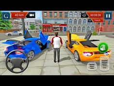 Car Racing Games 2019 Free For Android Online Fun, Online Games For Kids, Games Car Racing, Race Cars, Taxi Games, Ios, Math Games For Kids, Reading Games, Battle Games