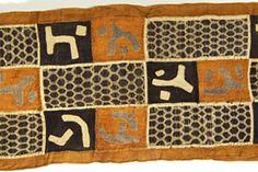 Kuba Cloth African Art Textile & Fabrics