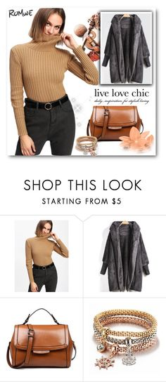 """""""ROMWE 3 / XVII"""" by ozil1982 ❤ liked on Polyvore"""