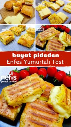 Main Dishes, Side Dishes, Turkish Recipes, French Toast, Sandwiches, Soup, Bread, Snacks, Food And Drink