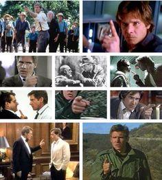 I love Harrison Ford, sooooooooo much he is such a gooooood actor !! I hope you got the point ;) haha #harrisonford
