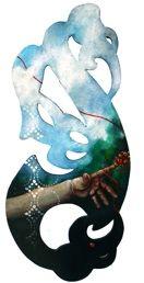 Penny Howard, from Losing My religion, artwork available from Letham Gallery David Burdeny, Losing My Religion, Nz Art, Maori Art, Kiwiana, Art Courses, Symbols, Birds, Letters