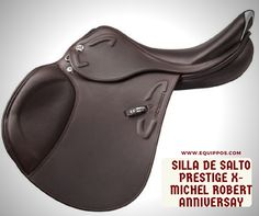 SILLA DE SALTO PRESTIGE X-MICHEL ROBERT ANNIVERSAY