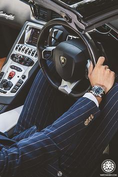 Now on WatchAnish.com - Lifestyle Lessons with Roger Dubuis.
