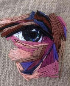 Ideas Embroidery Inspiration Hand Stitching Textile Art For 2019 Hand Embroidery Stitches, Embroidery Designs, Diy Embroidery Art, Hand Stitching, A Level Art, Art Sketchbook, Textiles Sketchbook, Fashion Design Sketchbook, Fashion Design Portfolio