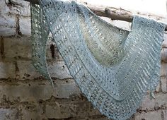 Candlelit Shawl from Knitvent 2014 is live!